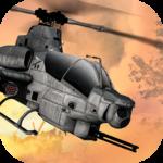 GUNSHIP COMBAT – Helicopter 3D Air Battle Warfare  (Mod)