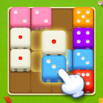 Greedy Dice Dom Merge Puzzle Games  5.5 (Mod)