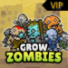 Grow Zombie VIP – Merge Zombies  (Mod)