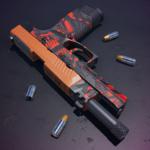 Gun Simulator FREE  (Mod)