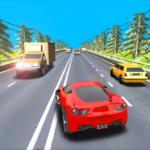 Highway Car Racing Game  (Mod)