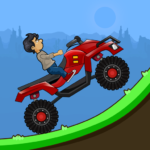 Hill Car Race New Hill Climbing Game For Free  3.0.6 (Mod)