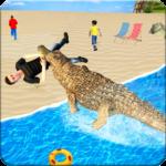 Hungry Crocodile Simulator Attack  (Mod)