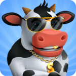 Idle Cow Clicker Games: Idle Tycoon Games Offline  (Mod)