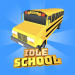 Idle School 3d – Tycoon Game  (Mod)