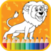 Kids Coloring Book : Cute Animals Coloring Pages  (Mod)