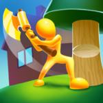 Lumberjack – Chop Wood  (Mod)