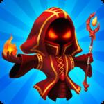 Magic Siege – Castle Defender Tactical offline RPG  1.95.59 (Mod)