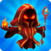 Magic Siege – Castle Defender Tactical offline RPG  1.95.275 (Mod)