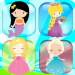 Memory matching games 2-6 year old games for girls  (Mod)