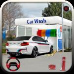 Modern Car Wash: Car Mechanic & Car Parking Games  (Mod)