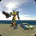 Muscule Car Robot  (Mod)