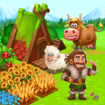 North Dragon Island – build Vikings Farm  (Mod)