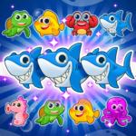 Ocean Match-3 Puzzle  (Mod)