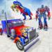 Police Truck Robot Game – Dino Robot Car Games 3d  1.3.0 (Mod)