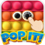 Pop It Me! 3D Fidget Relaxing ASMR Game Popit  (Mod)
