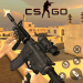 Real Counter Terrorist Strike Free Shooting Games  (Mod)
