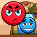 Red and Blue Puzzle: Twin Color Ball  0.3.2 (Mod)