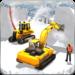 Snow Park Downhill Bulldozer Construction games  (Mod)