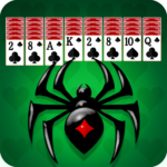 Spider Solitaire – Free Card Game  (Mod)
