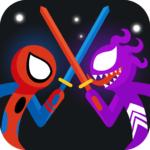 Spider Stickman Fighting 3 – Supreme Duelist  (Mod)