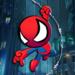Spider Tower Down – Stickman Run  (Mod)