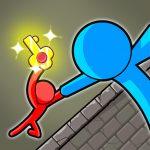 Stickman Red And Blue  1.0.4 (Mod)