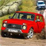 Suv Jeep Rivals Prado Racing 2020  1.18 (Mod)