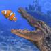 Underwater Crocodile Simulator – Crocodile Games  (Mod)