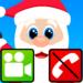 fake call video Christmas game  (Mod)
