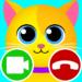 fake call video cat 2 game  10.0 (Mod)