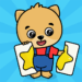Baby flash cards for toddlers  (Mod)