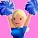 Cheerleader Run 3D  (Mod)