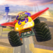 Offroad Flying Monster Truck Driving  (Mod)