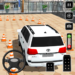 Prado parking Modern Car Parking: car games 2021  (Mod)