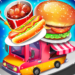 Street Food Pizza Maker – Burger Shop Cooking Game  (Mod)