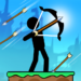 The Archers 2: Stickman Games for 2 Players or 1  (Mod)