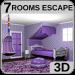 3D Escape Games-Puzzle Bedroom 5  (Mod)
