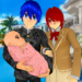 Anime Family Simulator: Pregnant Mother Games 2021  (Mod)