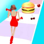 Body Race Run 3D : fat 2 fit  (Mod)
