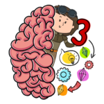 Brain Test 3: Tricky Quests & Adventures  (Mod)