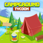 Camping Tycoon  1.5.75 (Mod)