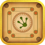 Carrom Gold Multiplayer Friends Board Games King  2.37 (Mod)