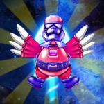 Chicken Attack Galaxy  24 (Mod)