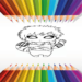Coloring Ninja Konoha  (Mod)