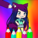 Coloring Pages for Gacha Life  (Mod)