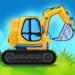 Construction Trucks & Vehicles : Build House  (Mod)