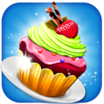 Cooking Story Cupcake  (Mod)