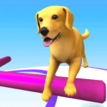 Dog Run – Fun Race 3D  (Mod)