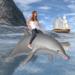 Dolphin Transport Passenger Beach Taxi Simulator  (Mod)